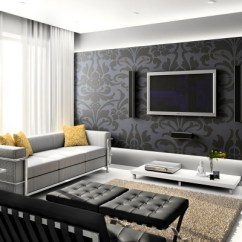Latest Living Room Wallpaper Designs Mirror Ideas 88 For Wall Design With Wood Stone And More The Of