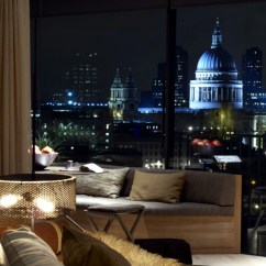 Luxury Apartment Living Room Ideas Bench Storage Duplex Penthouse Bring Out London Lifestyle ...