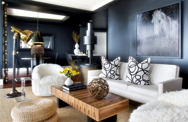 Feeling Good Atmosphere In The Winter Decorate With Fur