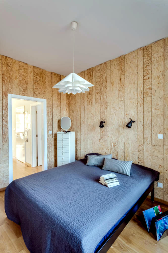 design wall with OSB  Interior Design Ideas  Ofdesign