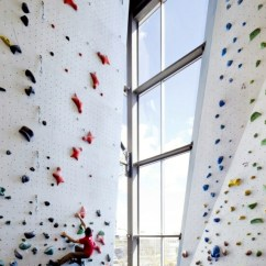 Old High Chair Ideas Folding Chairs With Umbrella Modern Indoor Climbing Center In Canada Offers Fun For All The | Interior Design ...