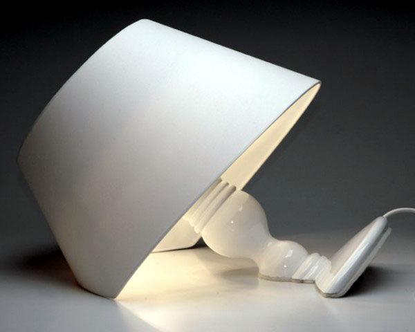 10 unique table lamps with unusual design ideas  Interior