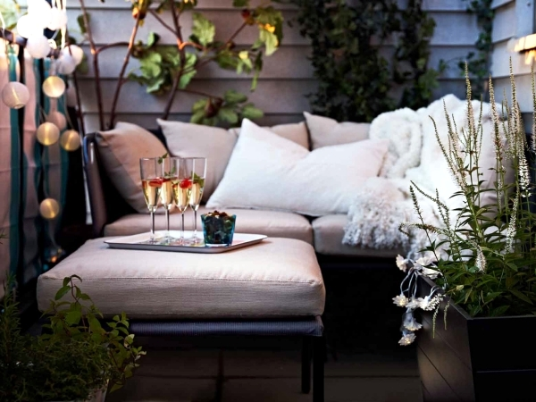 14 Garden Furniture Ideas from Ikea  set up the patio nice and cheap  Interior Design Ideas