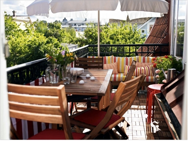 white folding chairs ikea booster high chair seat 14 garden furniture ideas from – set up the patio nice and cheap | interior design ...