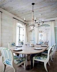 15 ideas for dining room interior design in rustic chic ...
