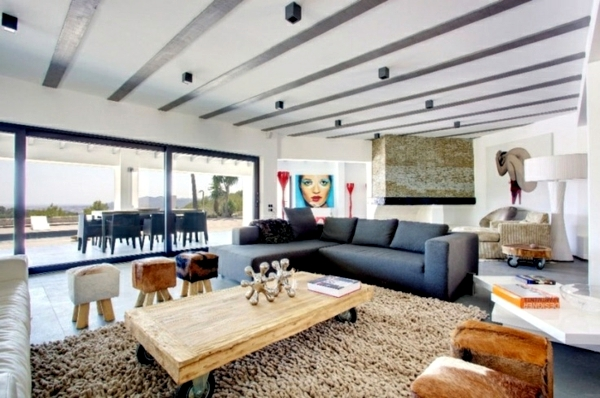 15 Ideas For Modern Living Room Design With Neutral