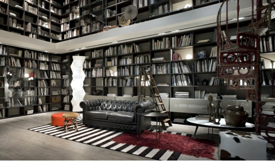 living room glass shelves images of rooms with sectional couches 17 minimalist shelving system design for modern ...