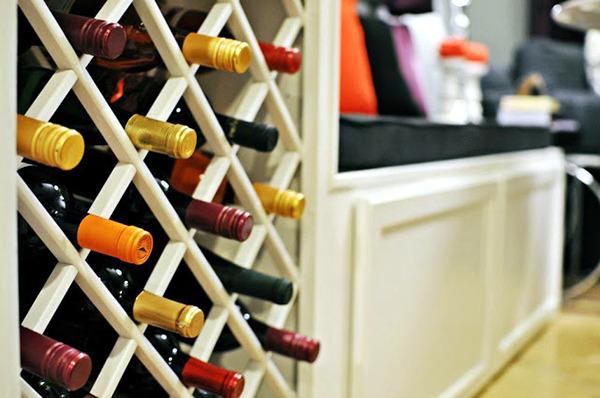 20 ideas for wine racks can build