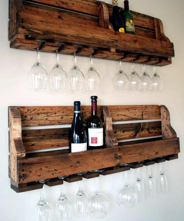 20 Ideas For Wine Racks Can Build Yourself Wine Storage At Home Interior Design Ideas Ofdesign