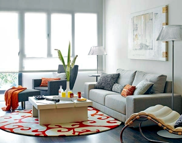 bright colour living room ideas cube coffee table furniture 23 cozy interior design with decoration in colors