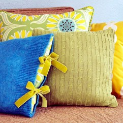 Flower Sofa Covers Corner Ikea Leather 24 Ideas For Decorative Cushions Or You Refresh The ...