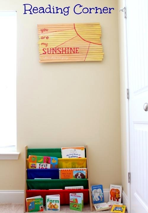 30 Cool Ideas On How To Set Up The Reading Corner In The Nursery Interior Design Ideas Ofdesign