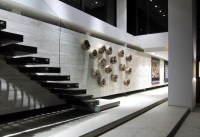 99 modern staircases designs  absolute eye-catcher in the ...