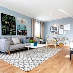 Gray Blue Living Room Country Rooms Photos A Scandinavian Interior Design Ideas Ofdesign