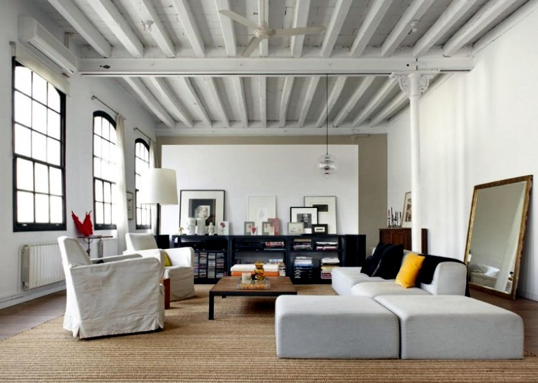New York Loft Atmosphere  Interior Design Ideas  Ofdesign