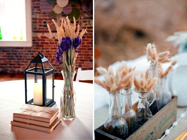 Autumn decoration nature to make yourself  12 Ideas with