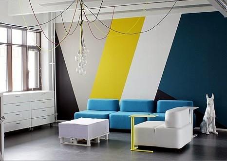 Blogs A Theme Geometric Pattern Interior Design Ideas