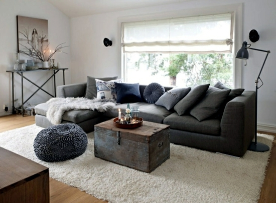 cushions living room pouf in design cool decorating ideas with sofa