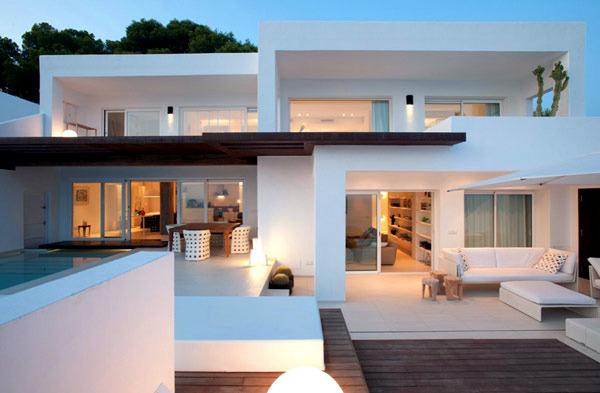 Duplex 1 + 1 = 1 duplex house | Interior Design Ideas ...