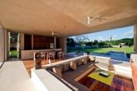 Hacienda with modern minimalist design in Yucatan, Mexico ...