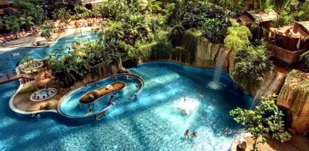 Holiday Event Of The Year Water Park Tropical Islands