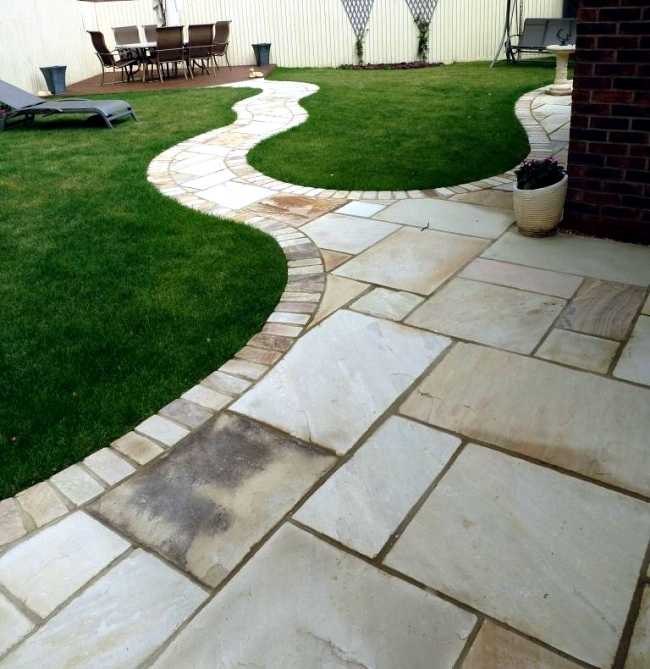 Ideas For Individual Garden Path Design – A Highlight In The