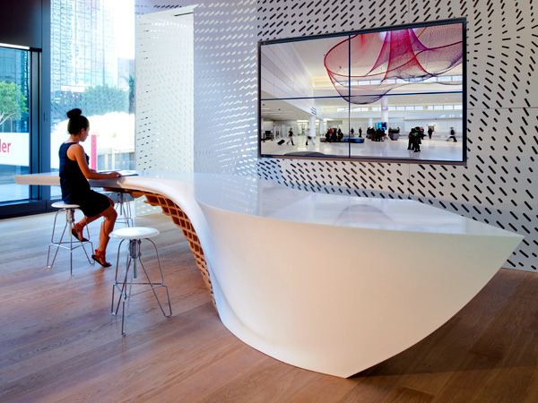office chair toronto canvas beach innovative table design for reception room | interior ideas - ofdesign