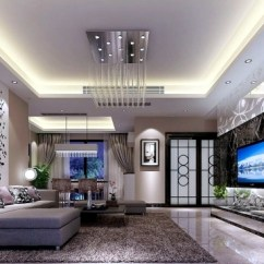 Ceiling Designs For Living Room Rugs Size Design Let The New Light Interior