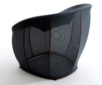 """Lounge chair """"membrane"""" combines functionality with ..."""