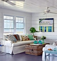 Maritime decoration ideas  bring summer and sunshine into ...