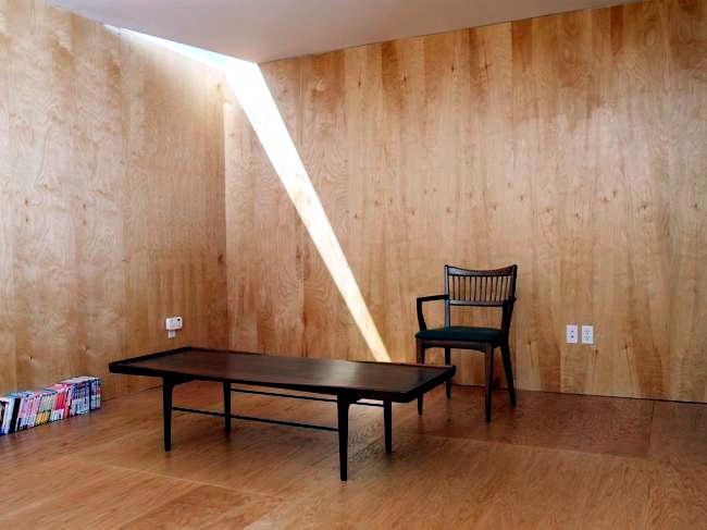 Plywood for interior design  The pleasantly warm wood