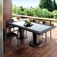 Rattan lounge furniture for patio and garden from Roberti ...