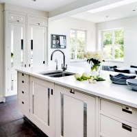 Setting up classic white kitchen – 15 refined kitchen ...