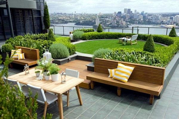 Small Urban Garden Design – Garden Design Ideas For Modern