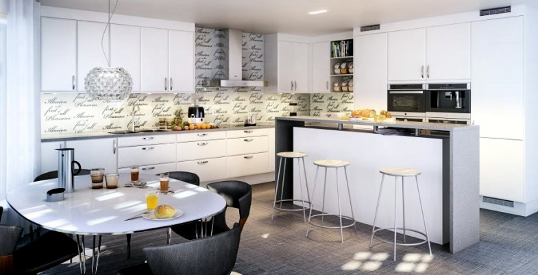 Special Kitchen  Interior Design Ideas  Ofdesign