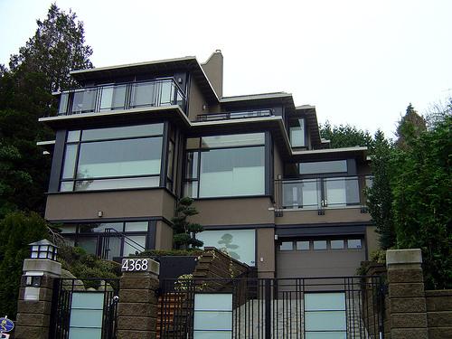 The windows as an important element in modern architecture design  Interior Design Ideas  Ofdesign