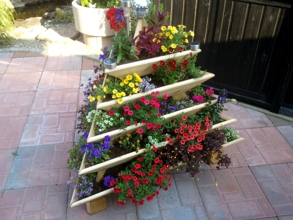 Vertical Gardens And Landscaping – Ideas For Garden And Balcony