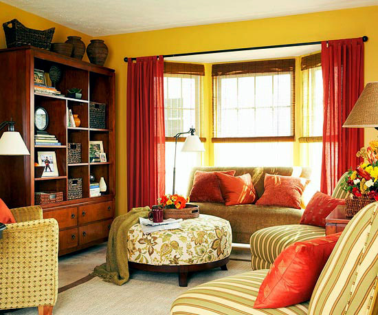 warm color schemes for living rooms unique couches room furniture colors fun loving harmonious interior combinations