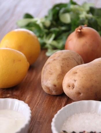 Kartoffelsuppe mit Pesto 2