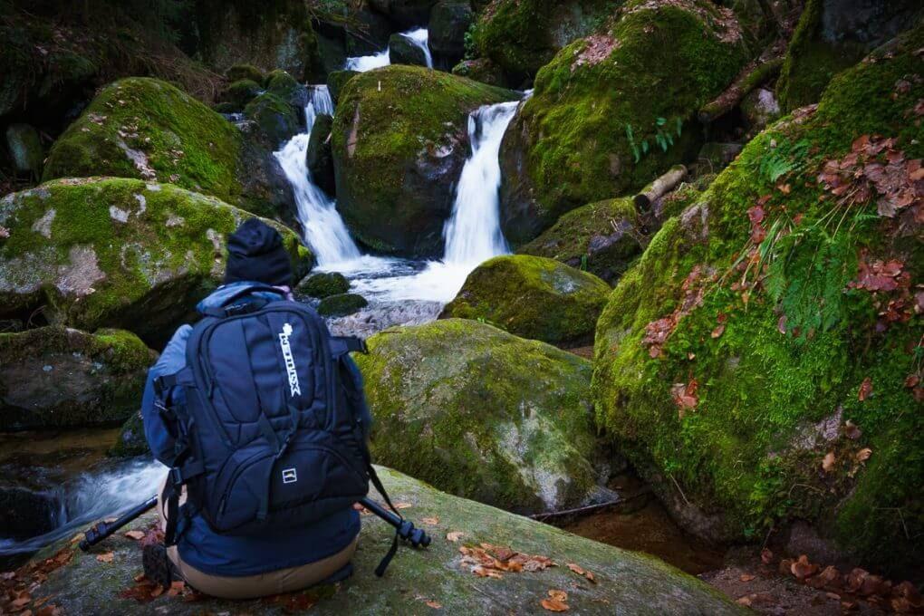 Gertelsbach Schwarzwald Fotoausflug Tagesausflug Fotografie Wie Wasserfälle fotografieren