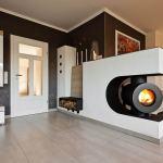 Raumteiler Mit Platz Ofenrat