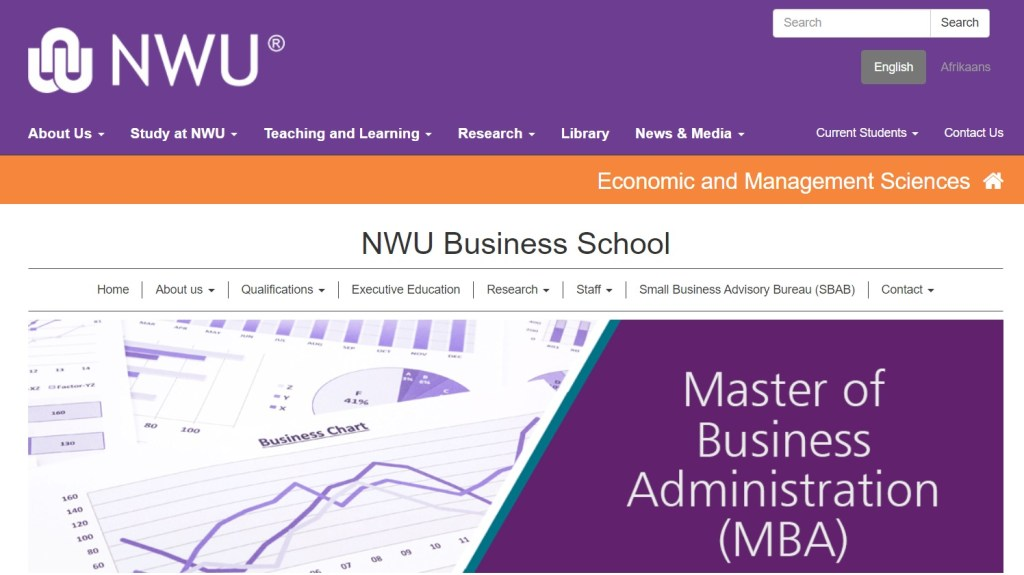 NWU Business School