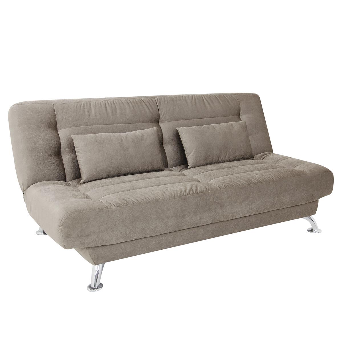 sofa cama carrefour dakar single seater malaysia sofá reclinável 3 lugares suede clean paola linoforte
