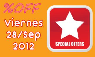 ofertas 28/SEP/2012