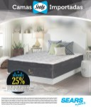 Camas SEALY beds en SEARS - 19sep13