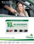 Descuento en gasolineras con Banco Promerica - 30sep13