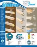 Ferreteria FREUND ofertas en maderas - 30sep13