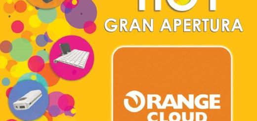 ORANGE Cloud tecnologia a tu alcance hoy apertura - 20sep13