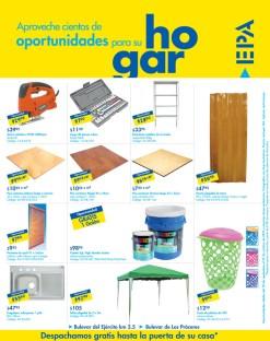 Ofertas EPA EL Salvador para tu hogar - 30sep13
