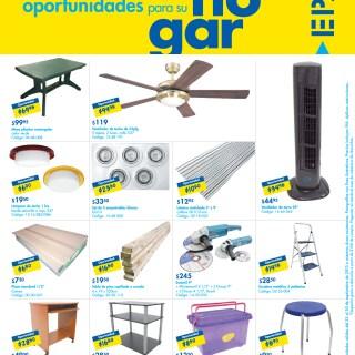 Ofertas EPA El Salvador accesorios para el hogar - 23sep13